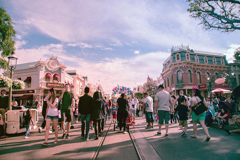 My First Trip to Disneyland