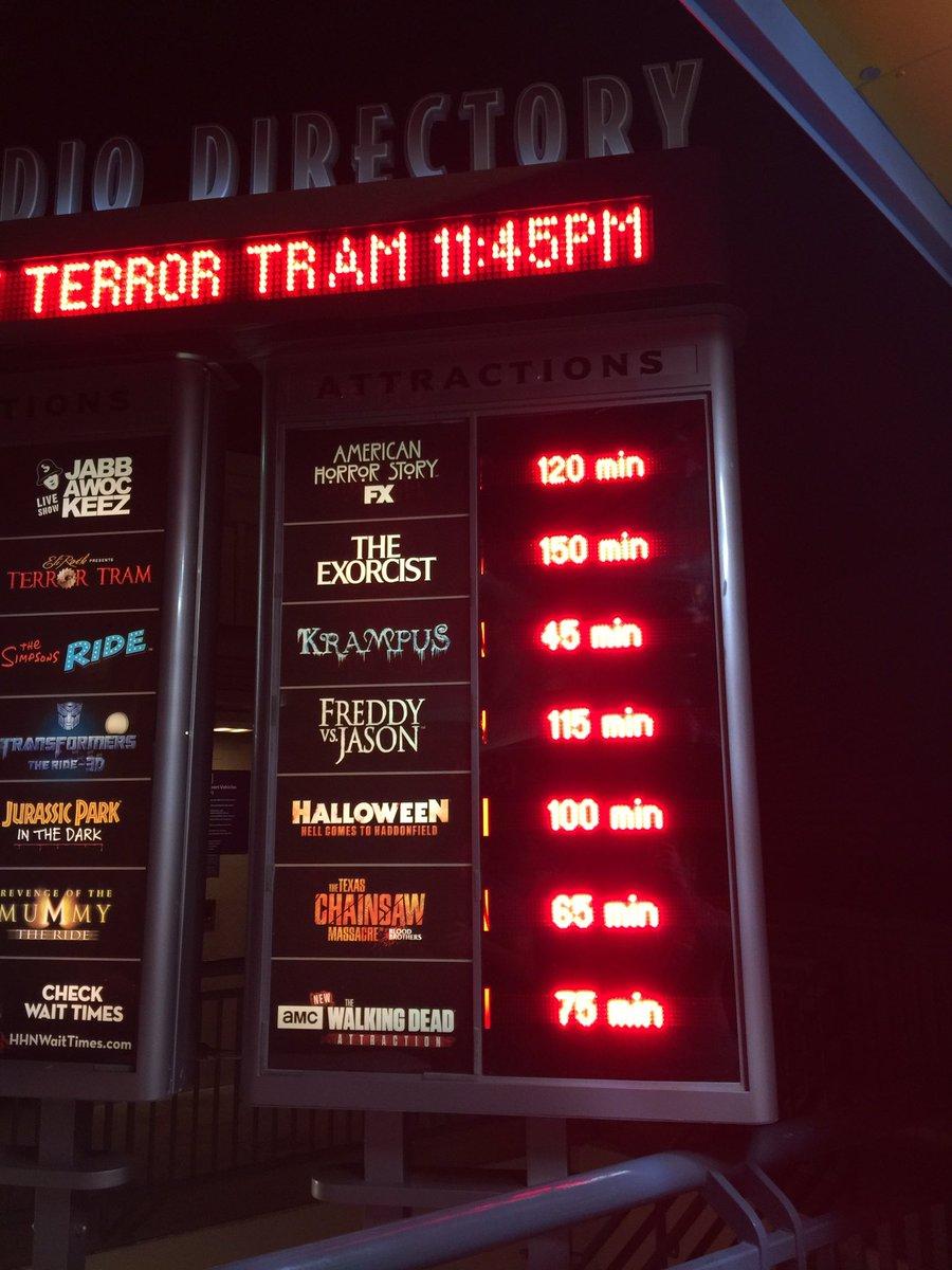 Halloween Horror Nights: Best & Worst Dates to Go – Is It