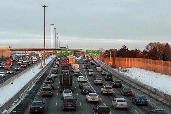 The Busiest Freeway In North America: Highway 401 – Is It